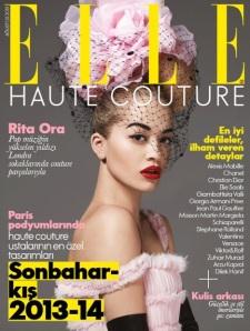 Rita Ora Haute Couture